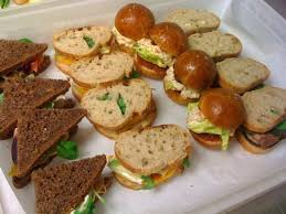 Bridal Shower Menu Ideas Finger Foods Consider Them Your Little Saviours Because They Are Always A