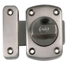 türriegel wc schloss 50 mm edelstahl optik toiletten schloss türverriegelung