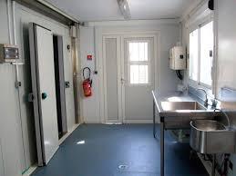 laboratoire de cuisine location et vente de conteneurs équipés pour les professionnels de l