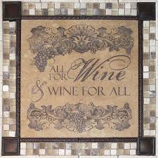 handmade tuscan laser engraved painted travertine tile with