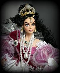 Queen Of Hearts Barbie Doll L5850 Barbie Signature