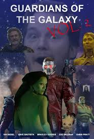 The Terrible New Poster For Guardians Of Galaxy Vol 2 Reviewed