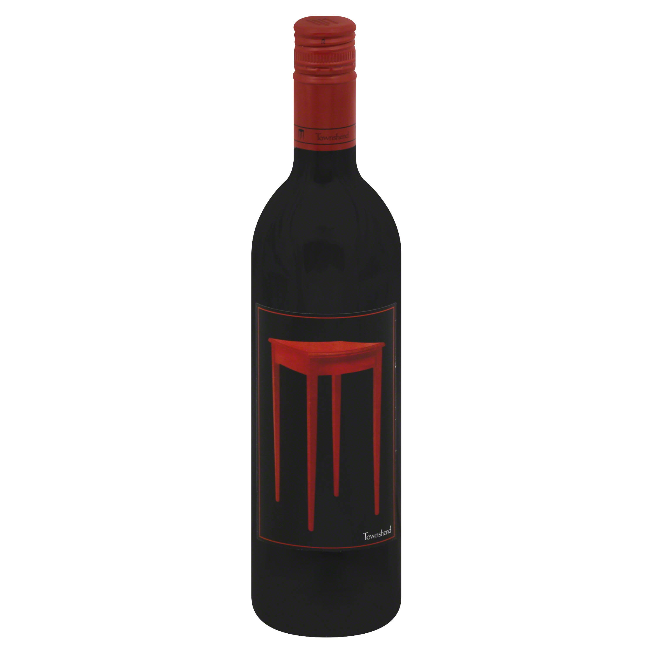Townshend Red Table Wine, Columbia Valley - 750 ml
