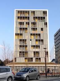 bureau d etude nantes logement 36 logements sociaux le mercator à nantes 34