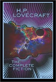The Complete Fiction Of HP Lovecraft Book HPLHS Store