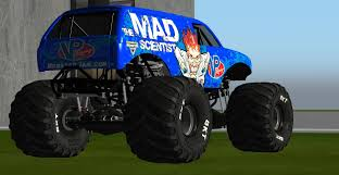 100 Bad Habit Monster Truck Sims