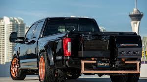 Ford F-Series Pickups Invade SEMA