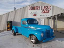 100 1946 International Truck Pickup For Sale ClassicCarscom CC938980
