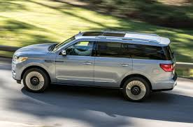 2018 Lincoln Navigator Black Label Is A Huge, Three-Row Leap In The ... This Week In Car Buying Ford Boosts Expeditionnavigator Production My New Truck 2005 Lincoln Navigator Ultimate Edition Youtube 2018 Pickup For Sale Suvs Worth Waiting Wins North American Of The Year Dubsandtirescom 26 Inch Velocity Vw12 Machine Black Wheels 2008 The Is A Smoothsailing Suv York Debuts With 450 Hp And Ultralux Interior Custom Dashboard Eertainment System Cars 2019 Auto Oem 5l3z16700a Hood Latch For Expedition 2018lincolnnavigatordash Fast Lane