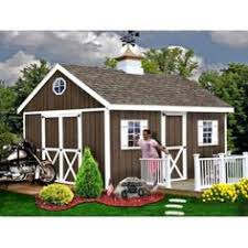 10x12 Barn Shed Kit by Woodville 10x12 Ft Best Barn Wood Shed Kit Sheds Pinterest