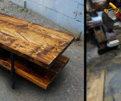 Build A Table From Old Barn Board: 7 Steps (with Pictures) Reclaimed Barn Wood Fniture Laminated Board Material Sofa Bed Trendy Coffee Table Rusty Tin Roofing And Ding Room Tables Ideas Tutor January 2015 Bedroom Fabulous White Rustic Barnwood Beds Old Barn Wood Pnic Table Pnic Pinterest Fniture Rustic Live Edge Hand Crafted Industrial Media Stand W Sliding 9 12 Ft Reclaimed Country Farm Stools Bar Stools Stunning Pallet Custom Made Castor Forever Bnboard Le Studio Luminaires