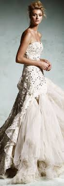 Crystal Queen Swarovski Gown Collette Dinnigan Bridal Is A Formulation Of Decades Providing Beautiful Wedding Dresses To Brides Seeking Something