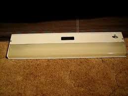 alkco 13watt fluorescent pre heat cabinet light