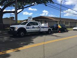 100 Tow Truck Honolulu Pushing And Ing Services