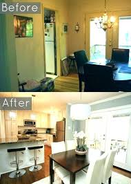 Small Kitchen Diner Layout Ideas Living Room Dining Space Full Size Design