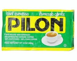 Image Is Loading Cafe Pilon Decaf Espresso Ground Coffee 10 Oz