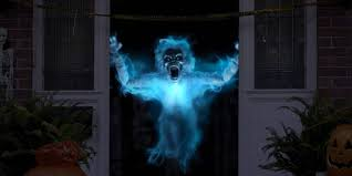 Halloween Ghost Projector Lights by Make The Best Haunted House On The Block With These Digital