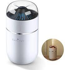 usb luftbefeuchter ultra leise 18db ultraschall humidifier 320ml mit 7 farben atemlichter automatische abschaltung 12 stunden dauerbetrieb