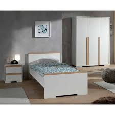 jugend schlafzimmer möbel in weiß eldrus 3 teilig