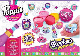 poppit create your own shopkins toy box chest