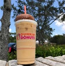 Large Pumpkin Iced Coffee Dunkin Donuts by Dunkin U0027 Donuts Swfl Ddswfla Twitter