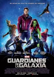 2 New Ugly Posters Of Guardians The Galaxy