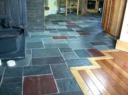 Unforgettable Slate Flooring Living Room Kitchen Floor Best Ideas On Tiles Cool