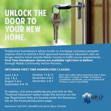 Prospective Homebuyers Whose Lender Or Mortgage Assistance Program Requires Them To Attend A HUD Approved Homebuyer Education Class No Longer Need Travel