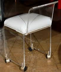 Vanity Chair With Back And Wheels by 28 Vanity Chair With Back And Wheels The Chic Vanity Chairs