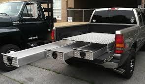 3LP Series Truck Bed Tool Box 3 Drawer 95