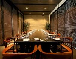 1 Private Dining Room Restaurant Singapore Bedrock Bar And Grill The
