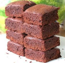 brownies protéiné au chocolat cru tofu soyeux