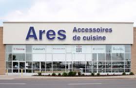 magasin accessoires cuisine ares centre laval