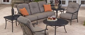 Northcape Patio Furniture Cabo by Seville Collection By Mallin