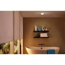 Bathroom Exhaust Fan With Light And Nightlight by Nutone Model Qtn130le1 Qt Series Quiet 130 Cfm Ceiling Exhaust Fan