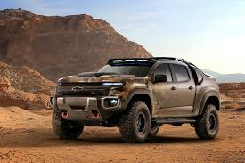 Chevy Truck Brings Hydrogen Fuel Cells To The Military | Things I ...