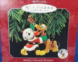 Plutos Christmas Tree Ornament by Pluto Ornament Etsy