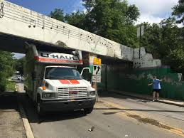 Oops! Truck Gets Stuck Under Adams Bridge   HTO Now ... Uhaul About Truck Rentals Pull Into A Plus Auto Performance Moving Quotes U Haul 12 Unique 17 Ft Daphnemaia Truck Sales Vs The Other Guy Youtube Homemade Rv Converted From Rental Reviews Becomes Whohaul As Rental Disappears Cadian Box It Wins Uuuge Trademark Battle Over American This Was Once A Awesomecarmods Cargo Trailer Editorial Stock Image Image Of Equipment He Rented Uhaul To Go Mudding Trashy The Family Adventure Guy Charles R Scott Day 6 Daunted Courage Stolen Sumter County Business