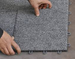 Basement Floor Tiles in Frankfort Louisville Lexington