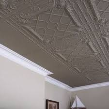 Ceilume Ceiling Tiles Montreal by Cover Over Ugly Popcorn Ceiling In The Bathroom Our R82