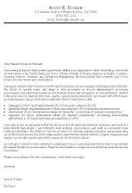 Sample Cover Letter Example For Job Example Cover Letters