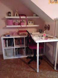 Linnmon Alex Desk Black by Corner Desk Using Ikea Galant Top And Alex Drawer Units