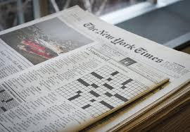 A Crossword as a Second Chance Troubles Many Readers The New