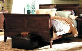 queen sleigh bed frame — Home Design Blog The Unique and