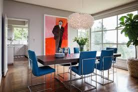 blaue stühle und sessel eine moderne design entscheidung