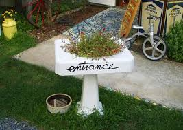 The Toy Fire Engine Along With This Sink Turned Flower Pot Mark Entrance To One Of My Favorite Shops On Marthas Vineyard Called Pik Nik