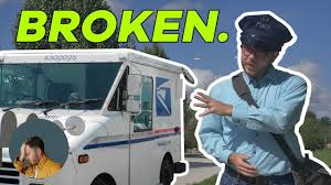 100 Who Makes Mail Trucks Postal Delivery Stink Lets Redesign Them YouTube