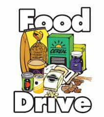 Food Drive Free Clipart