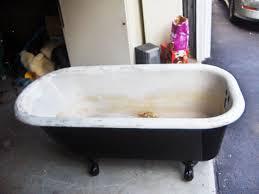 Bathtub Refinishing Training In Canada by Refinishing Cast Iron Bathtub Bathroom Design