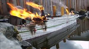 Roblox Rms Olympic Sinking rc britannic is destroyed by a terrorist attack and sinks youtube